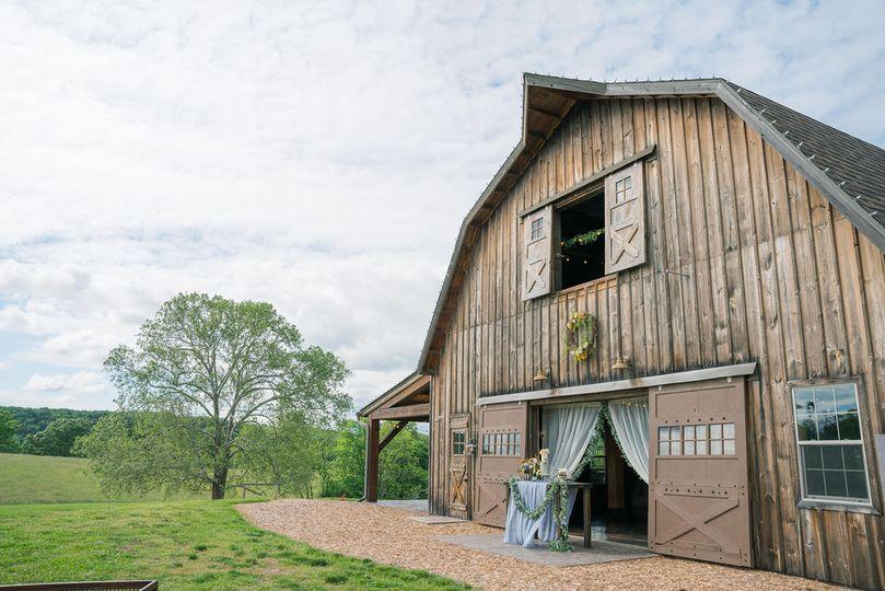Heartwood Barn by Shea Brianne