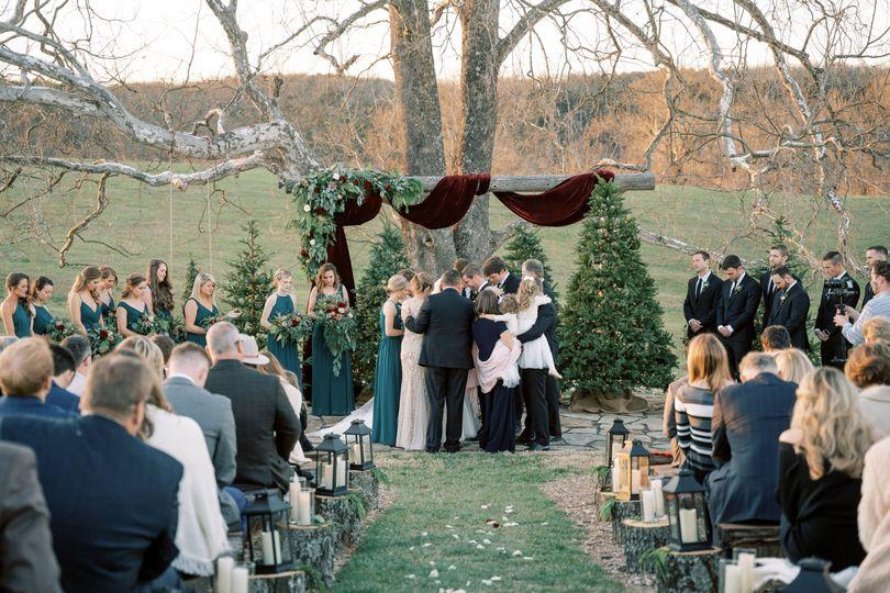 Winter Wedding by Shea Brianne