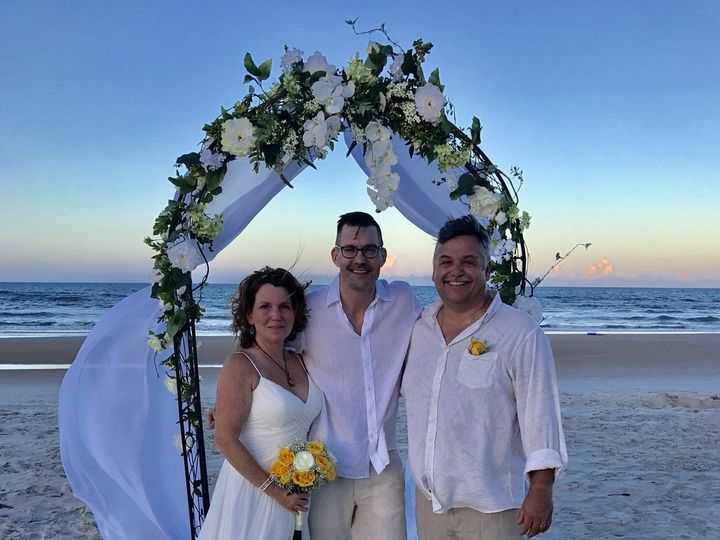 Tmx 1500168282930 Imaasfadsege1 Daytona Beach wedding officiant
