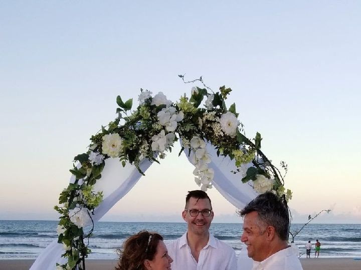 Tmx 1500170421587 Imzsrrhage2 Daytona Beach wedding officiant
