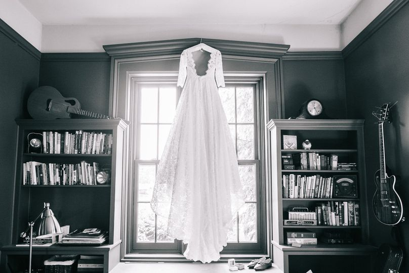 Documenting the gown