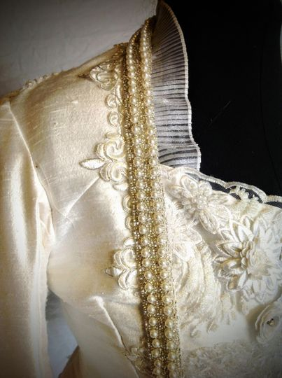 Victorian gown options