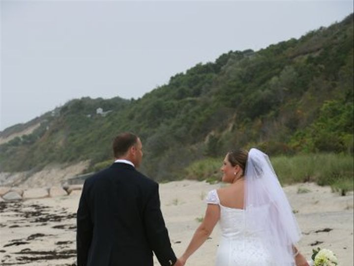 Tmx 1289675199710 Bridegroombackshotbeach Plymouth, MA wedding venue