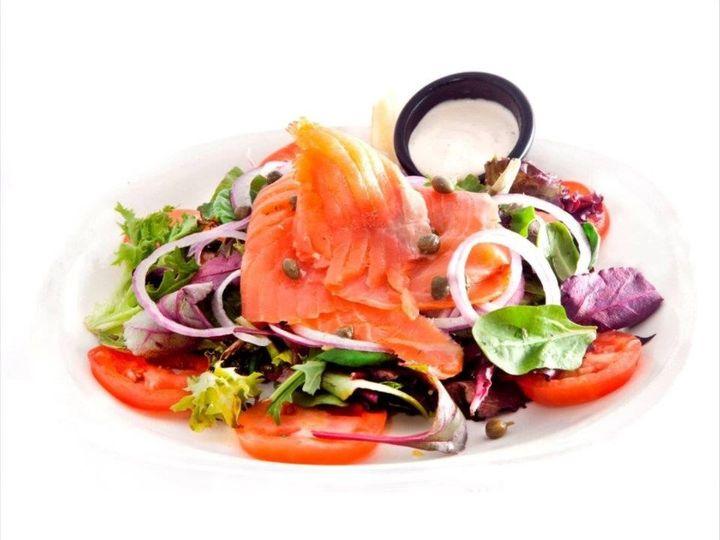 Tmx Smoked Salmon Salad 51 787957 1563670004 Flemington, NJ wedding catering