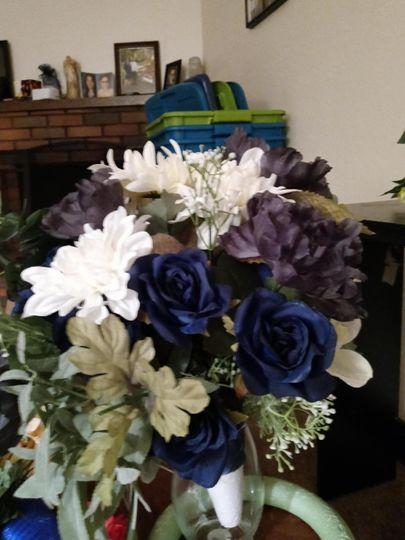 Custom made bouquet