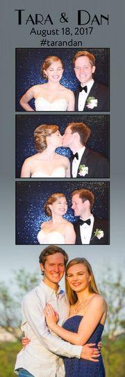 couple photo strip