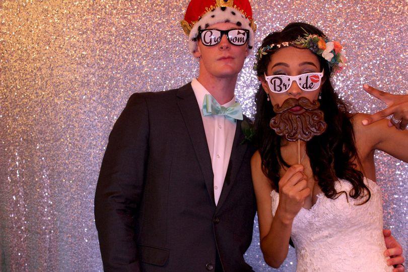 badass bride groom