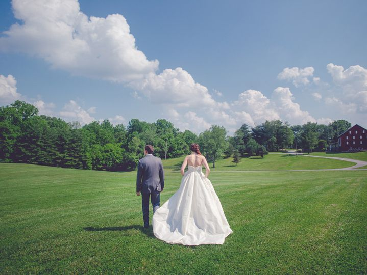 Pavilion Grounds - Newlyweds