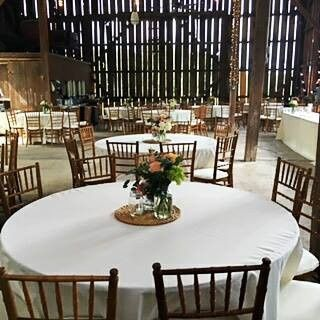 Barn Reception space