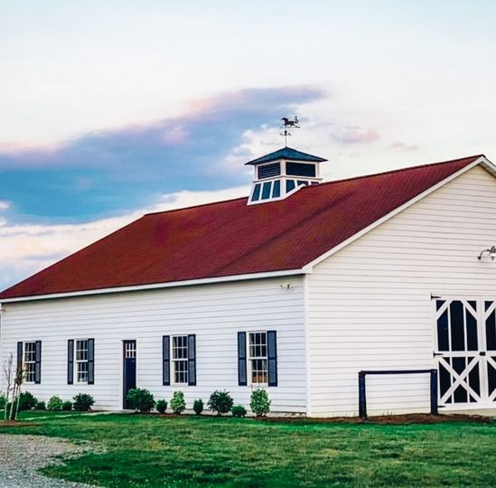 Picturesque barn views!