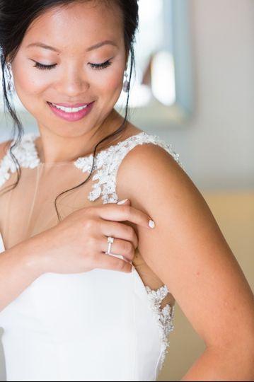 Bride Halekulani