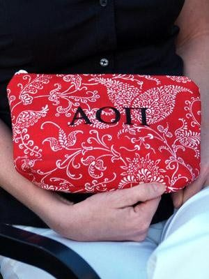 Great personalized cosmetic bags!