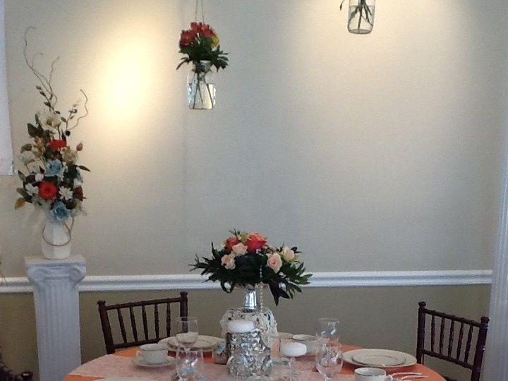 Tmx 1415292795853 Bridal Show21 Pasadena wedding florist