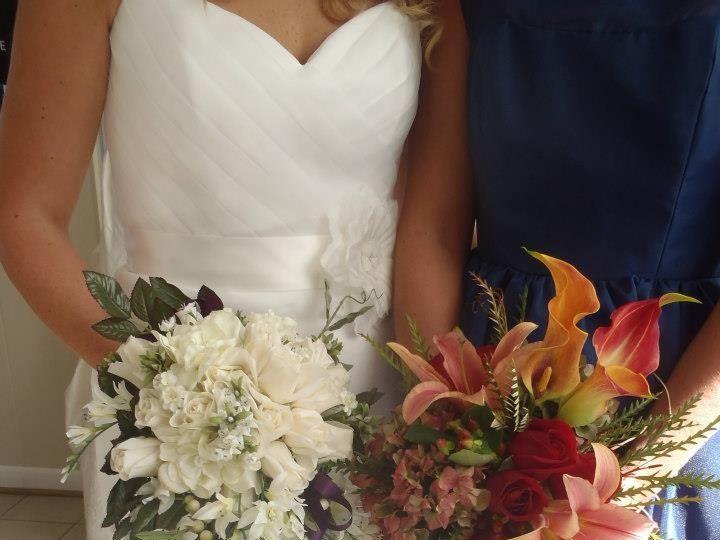 Tmx 1415292859832 Bridal11 Pasadena wedding florist