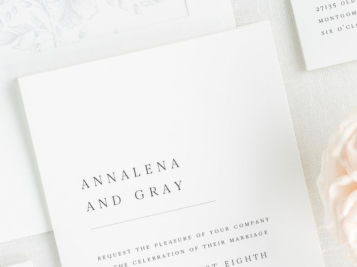 Tmx Annalena Wedding Invitations 1 51 410067 Rochester, New York wedding invitation