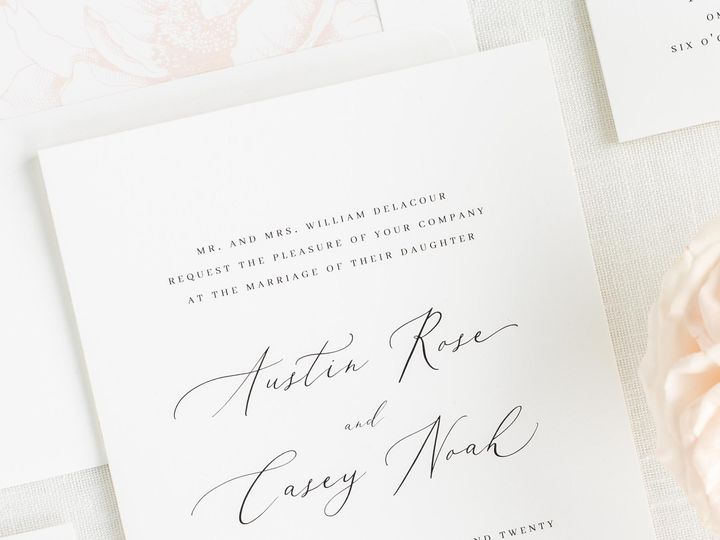 Tmx Austin Wedding Invitations 1 51 410067 Rochester, New York wedding invitation