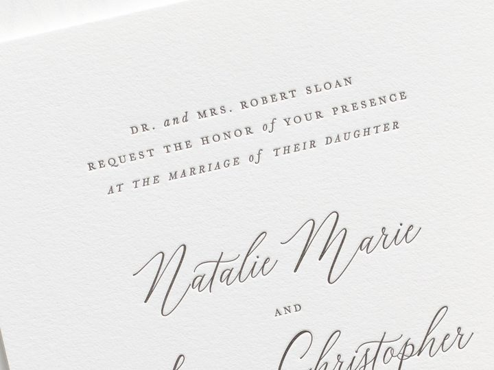Tmx Natalie Letterpress Wedding Invitations 2 51 410067 Rochester, New York wedding invitation