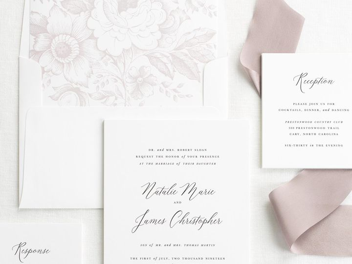 Tmx Natalie Ribbon Wedding Invitations 2 51 410067 Rochester, New York wedding invitation