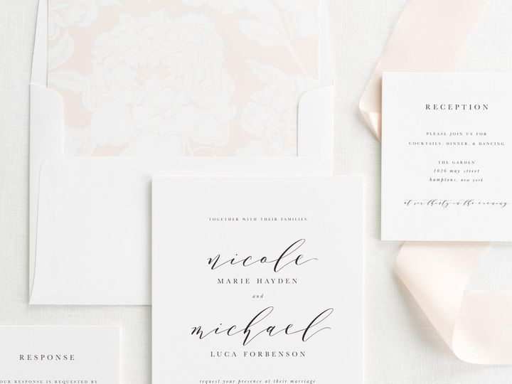 Tmx Nicole Ribbon Wedding Invitations 2 51 410067 Rochester, New York wedding invitation