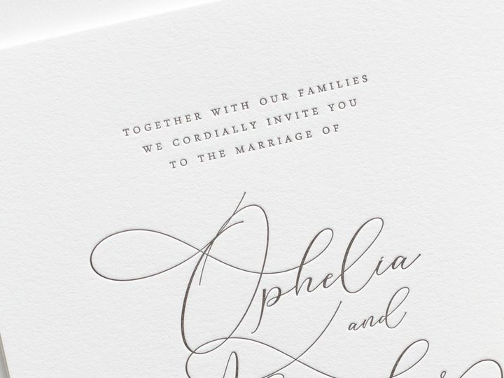 Tmx Ophelia Letterpress Wedding Invitations 2 51 410067 Rochester, New York wedding invitation