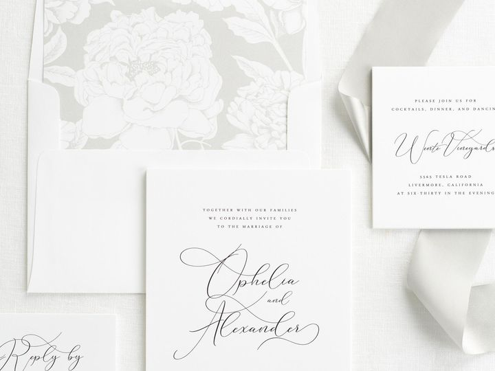 Tmx Ophelia Ribbon Wedding Invitations 2 51 410067 Rochester, New York wedding invitation