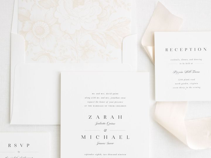 Tmx Zarah Ribbon Wedding Invitations 2 51 410067 Rochester, New York wedding invitation