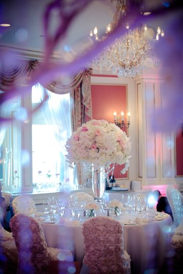 Centerpieces and Linens