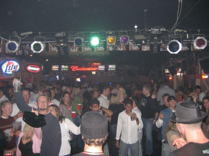 Tmx Spinning At Dirtys 51 1051067 Stillwater, OK wedding dj