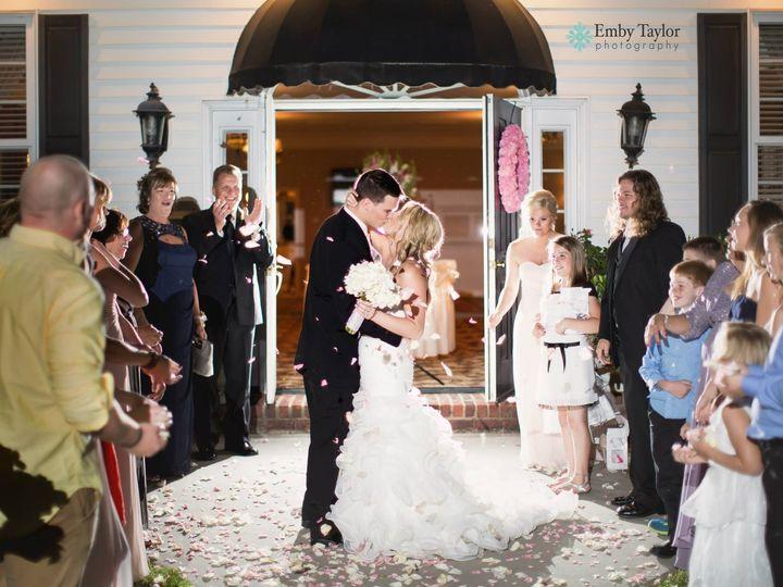 Tmx 1453169066659 104763328432019490308476536062937218789718o Mount Pleasant, NC wedding venue