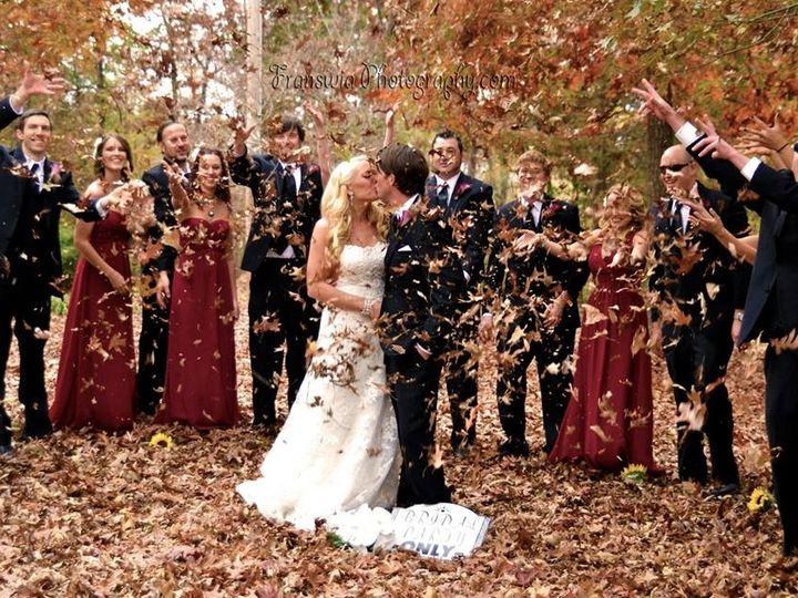 Tmx 1453170704102 Falling Leaves Wedding Mount Pleasant, NC wedding venue
