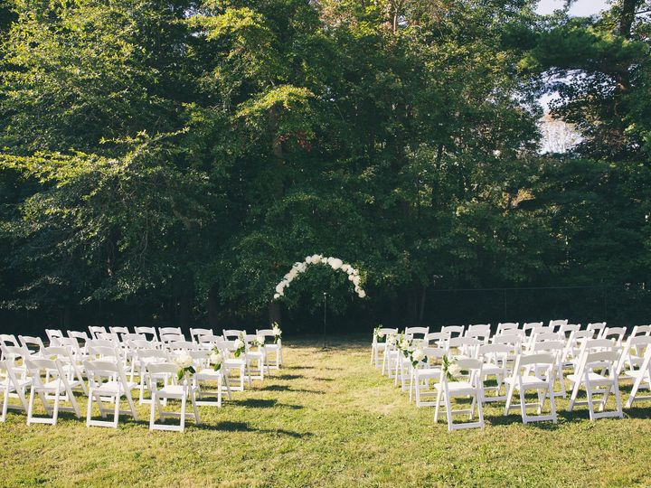Tmx Ceremony Setup 51 1981067 159831214552231 Weymouth, MA wedding planner