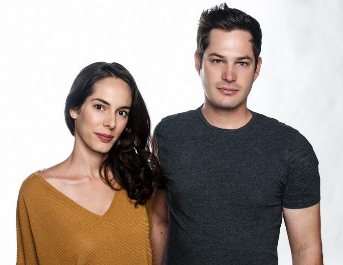 Sibling Steven & Mariel Segar