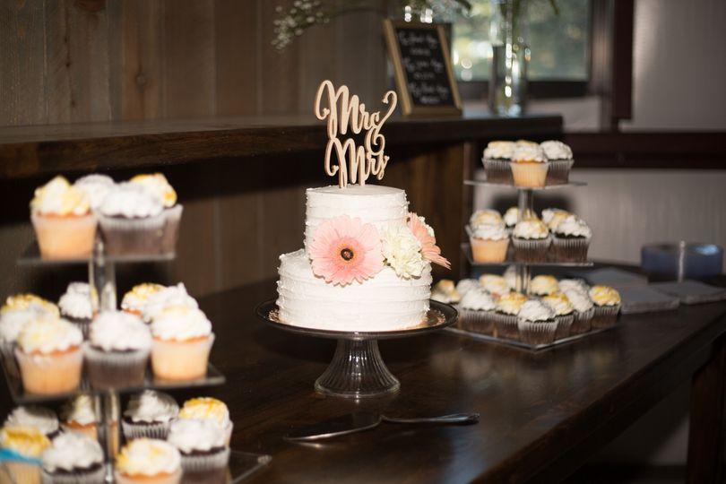 Tiff & Wills cake