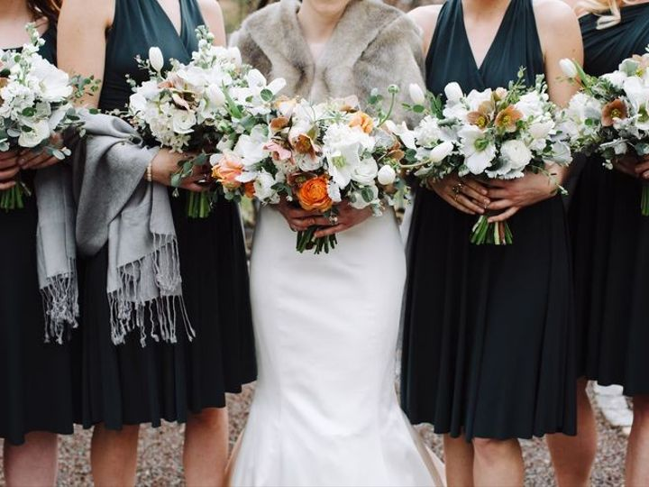 Tmx 1467218024991 Bridal Party Philadelphia wedding florist