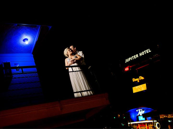Tmx 1511307848399 Jupiterhotelweddingdougfir003 Portland, Oregon wedding venue