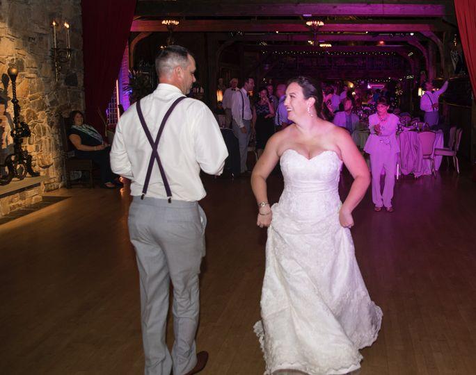 Erin's wedding