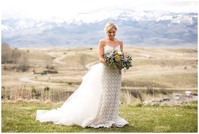Chico, Mt wedding