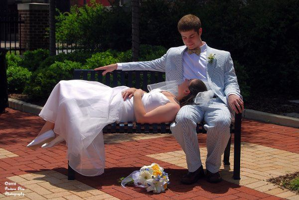 Mr. and Mrs. Phillip Henson