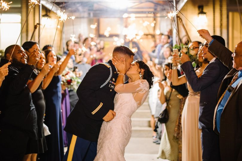 West Point Military Wedding