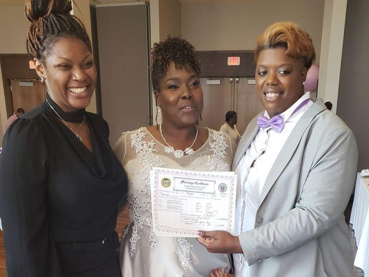 Tmx 20180805 222131 51 1885067 1568754877 Edgewood, MD wedding officiant