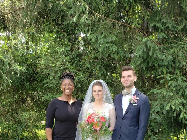 Tmx 20190608 120232 51 1885067 158169370538020 Edgewood, MD wedding officiant