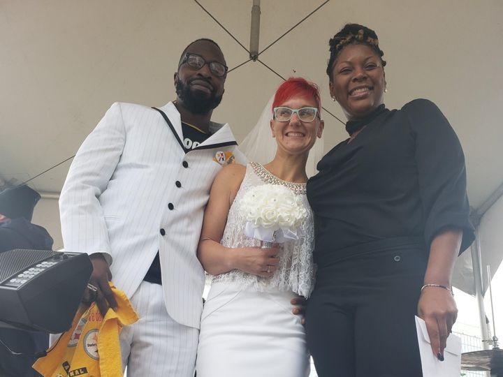 Tmx Candaceandeldrice 51 1885067 1568754631 Edgewood, MD wedding officiant