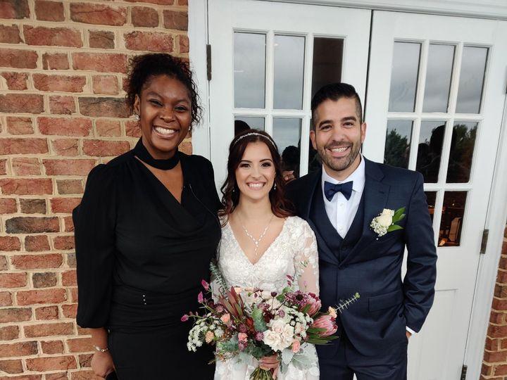 Tmx Img 20191020 162313 51 1885067 158169560238178 Edgewood, MD wedding officiant