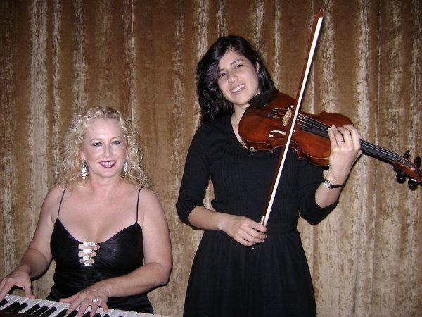 Piano/Violin Duo