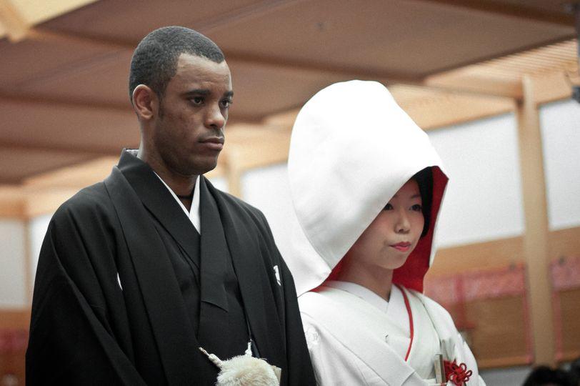 Noriko and Levar