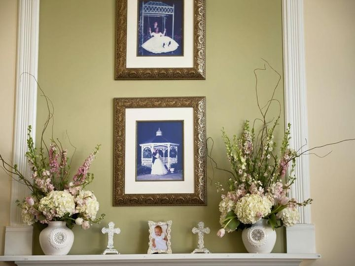 Tmx 1437673069989 Mantlepiece Newburgh, NY wedding florist
