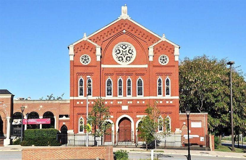 Exterior view of B'nai Israel Congregation of Baltimore, Inc.