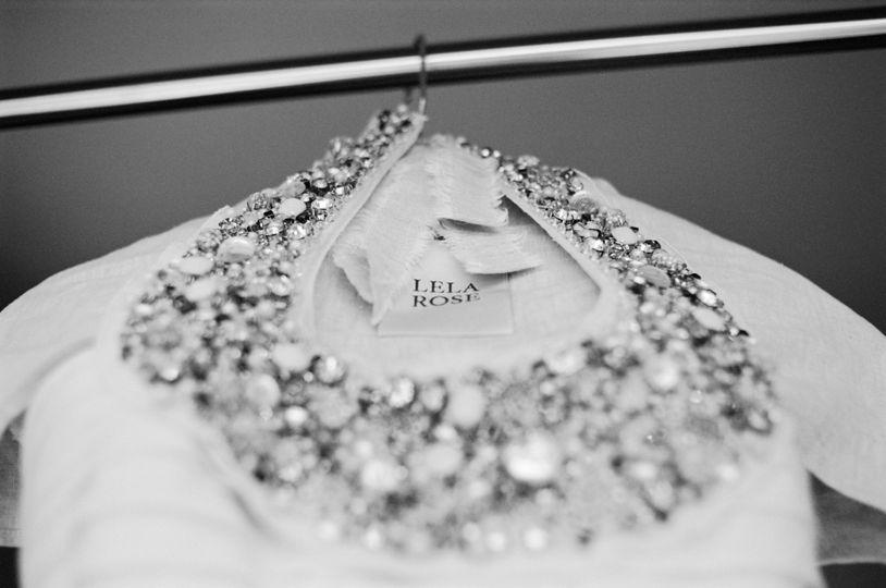 Bride's gown | www.tanjalippert.com