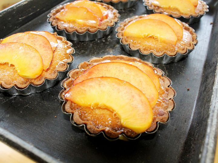 Tmx Peach Frangipane Tarts 2 51 1039067 Cliffside Park, NJ wedding catering