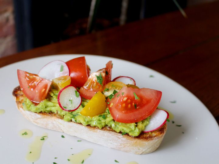 Tmx Tomato Avocado Toast 51 1039067 Cliffside Park, NJ wedding catering